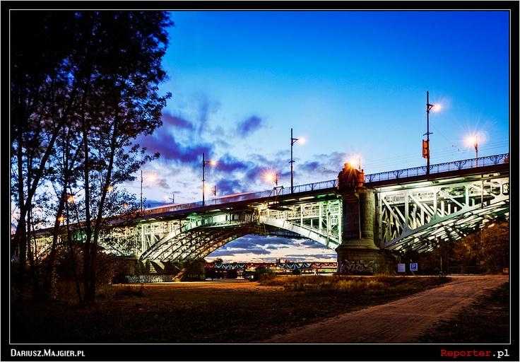 Most Poniatowskiego.
