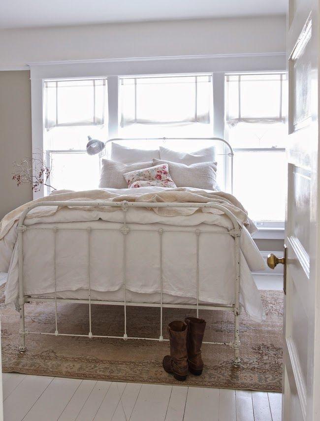 Vintage Whites Blog: An Inspirational Montana Home