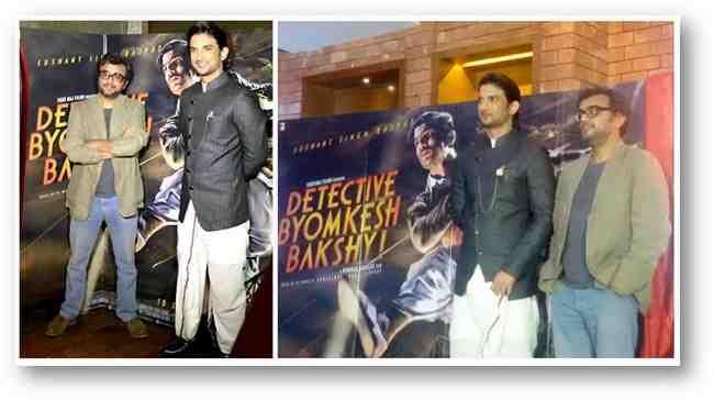 Yash Raj Films Presents #Detective Byomkesh Bakshy! #ExpectTheUnexpected #Kolkata #India
