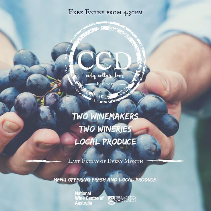 If you're mulling over where to go for after work drinks this Friday then you're in luck! The time has come again for City Cellar Door.  The @natwinecentre's new monthly food and wine celebration CCD offers a wine-friendly environment for the general public with a big emphasis on comparing two wine regions terroir and styles.  On June 30th CCD will feature wines from @olearywalker (Clare Valley) & @rymillwinery (Coonawarra).   Head to the link in our profile for more info…