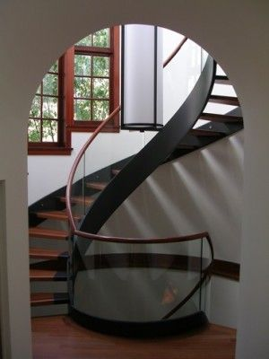 Best 51 Best Images About Steel Frame Stairs On Pinterest 400 x 300