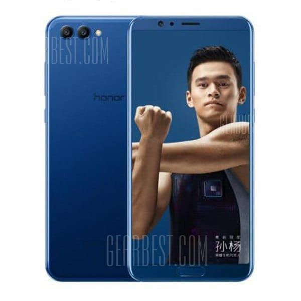 🏷️🐼 Huawei Honor V10 4G Phablet English and Chinese Version - 381.40€    Tip: Unlocked for Worldwide use. Please ensure local area network is compatible. click here for Network Frequency of your country. Please check with your carrier/provider before purchasing this item. Description: Huawei Honor V10 as a phablet features 5.99 inch display afford you a vivid and...  #BonsPlans, #Deals, #Discount, #Gearbest, #Huawei, #Promotions, #Réduc