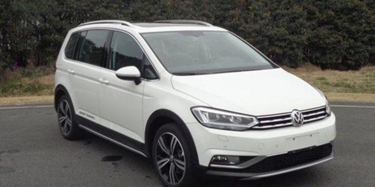 Volkswagen Cross Touran 2018 модельного года: новый внедорожный минивэн - http://god-2018s.com/avto/volkswagen-cross-touran-2018-modelnogo-goda-novyj-vnedorozhnyj-miniven
