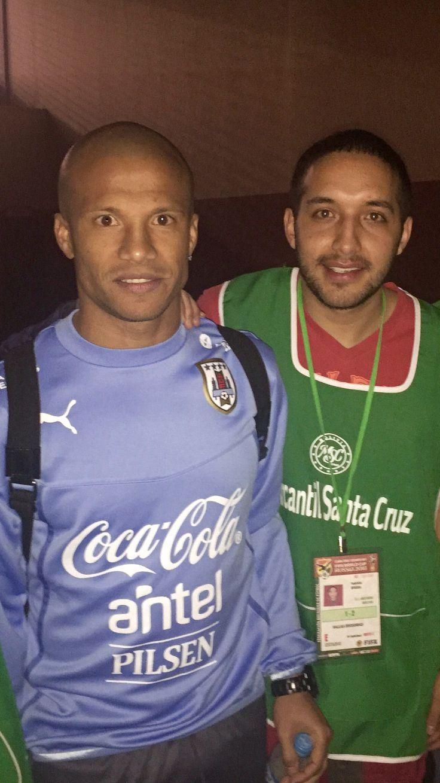Con Carlos Sánchez jugador de River Plate de Argentina y crack de la selección de Uruguay además de ser uno de los mejores jugadores del mundo, pronto jugará en un nuevo equipo