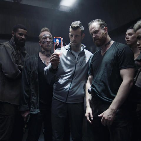 See photos from The Expanse, which airs on Syfy