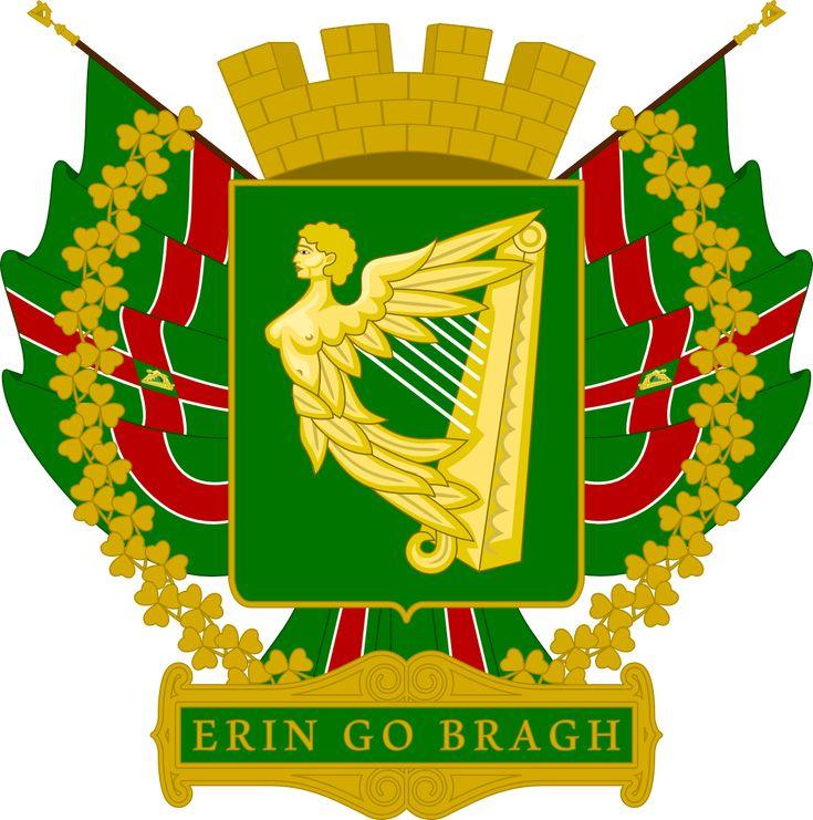 Irish Republic by SoaringAven.deviantart.com on @deviantART