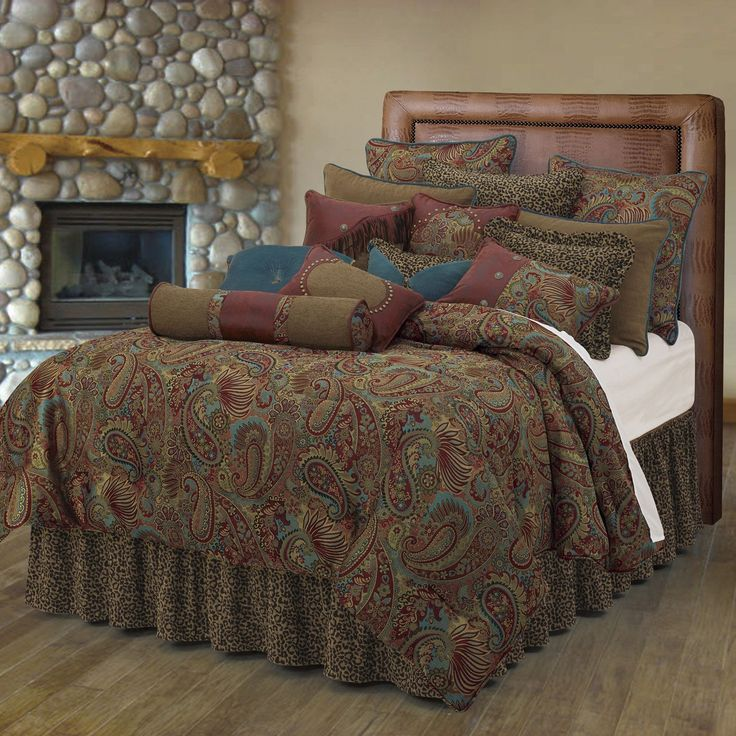 San Angelo Comforter Set