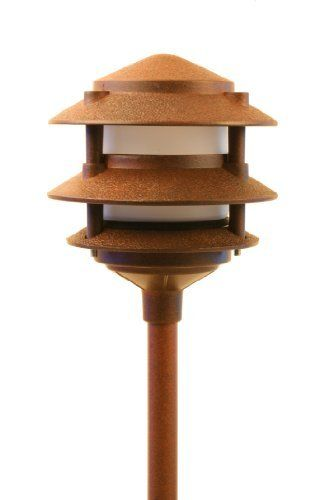LED Low Voltage Landscape 3 Tier Pagoda Lights by Best Pro Lighting. $28.50