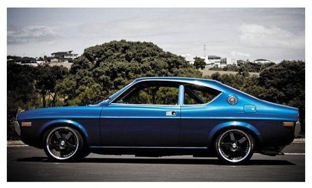 MAZDA RX4 Coupe