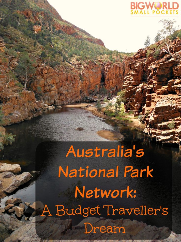 With free activities and cheap camping, Australian National Parks are a budget traveller's dream resource {Big World Small Pockets}
