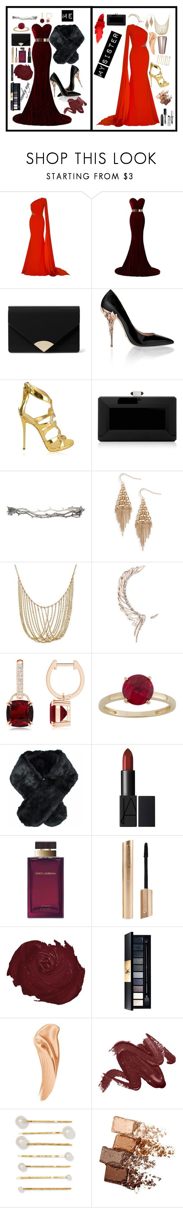 """""""My sister and I"""" by hschommer on Polyvore featuring Alex Perry, MICHAEL Michael Kors, Ralph & Russo, Giuseppe Zanotti, Judith Leiber, Pearls Before Swine, Treasure & Bond, Cristina Ortiz, Jeanne Simmons and Dolce&Gabbana"""