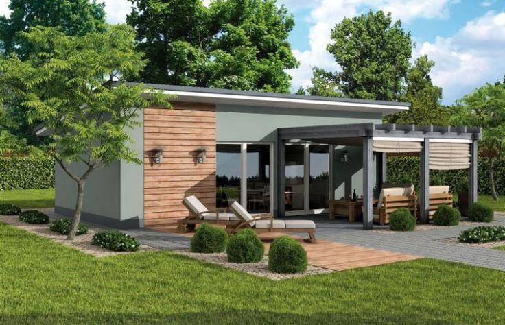 Projekt domu letniskowego MANAGUA dom letniskowy