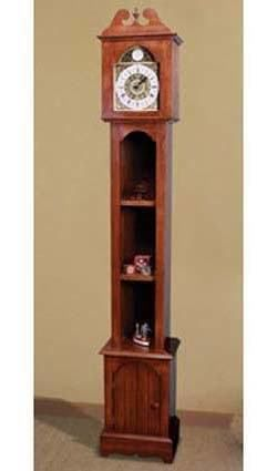 Grandfather Clock Woodworking Plans - WoodWorking Projects