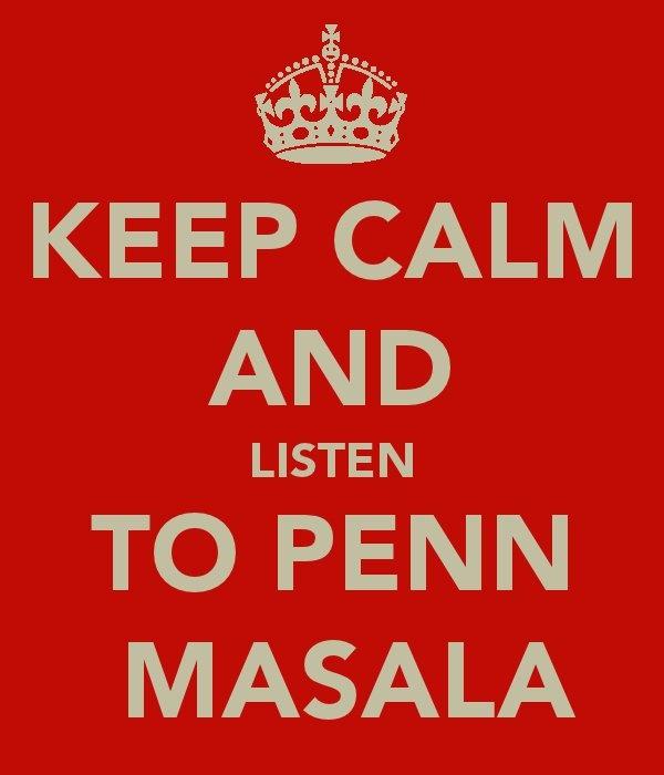 Penn Masala= love