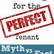 "Are you falling in the ""perfect"" tenant trap? I am part of Biggerpockets, participate on Mr. Money Mustache, and a military landlord forum. I love these places because I get to read and learn from a lot of great people while giving back. I have noticed a HUGE myth and honestly a dark hole that landlords …"