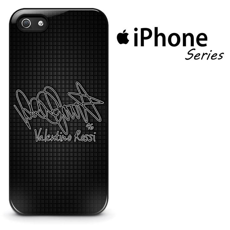 Valentino Rossi Signature Black Holo Phone Case | Apple iPhone 4/4s 5/5s 5c 6 6 Plus Samsung Galaxy S3 S4 S5 S6 S6 Edge S7 S7 Edge Samsung Galaxy Note 3 4 5 Hard Case  #AppleiPhoneCase #SamsungGalaxyCase #SamsungGalaxyNoteCase #ValentinoRossiPhoneCase #Yuicase.com