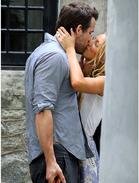 ryan reynolds + blake lively