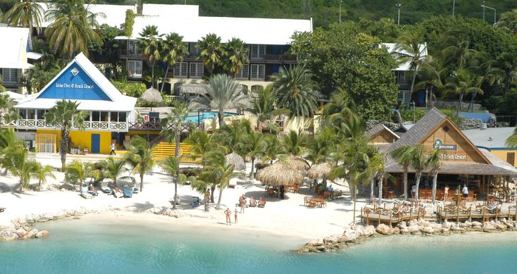 Review of #LionsDive in #Curacao