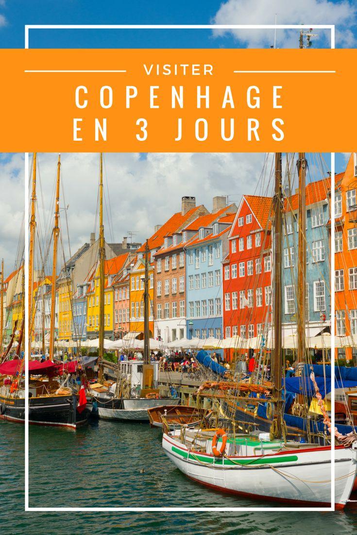 Visiter Copenhague au Danemark