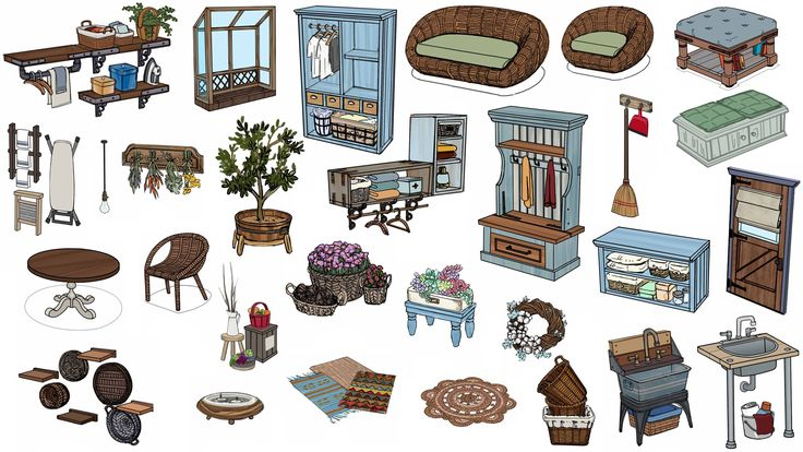 The Sims 4 Eco Living: Object Vote Results - Sims Community