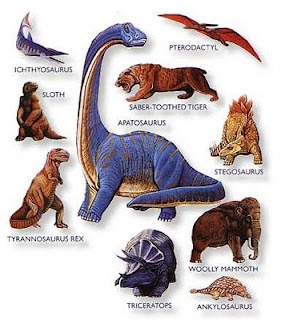 I want to do it in dinosours.
