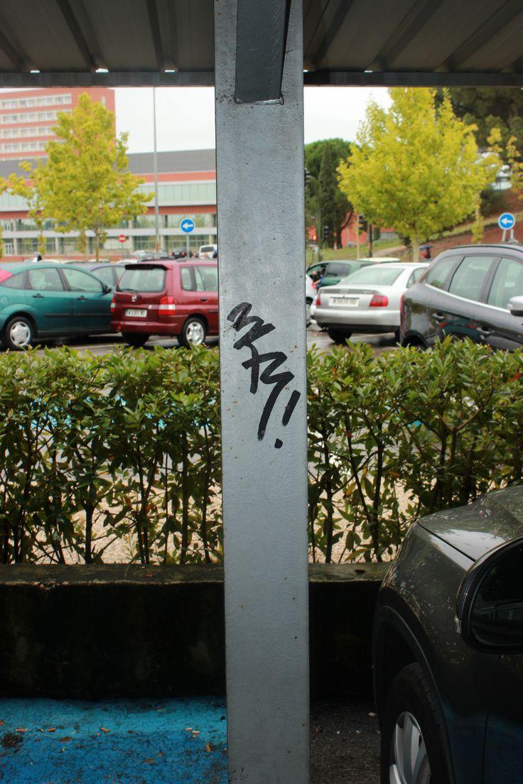 C/ Eduardo Saavedra. Parking ETSI Caminos, Canales y Puertos. Madrid. 2015.