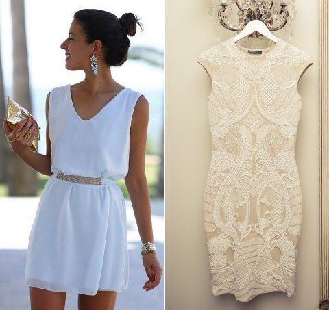 35 Stylish Bridal Shower Outfits For Brides | HappyWedd.com