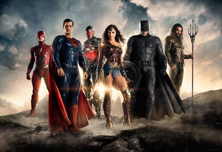 Concept art shows how Superman might look in the Justice League movie…