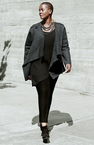 Eileen fisher plus size crepe pants
