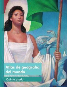 Atlas geografia del mundo 5to grado 2015 2016 librossep