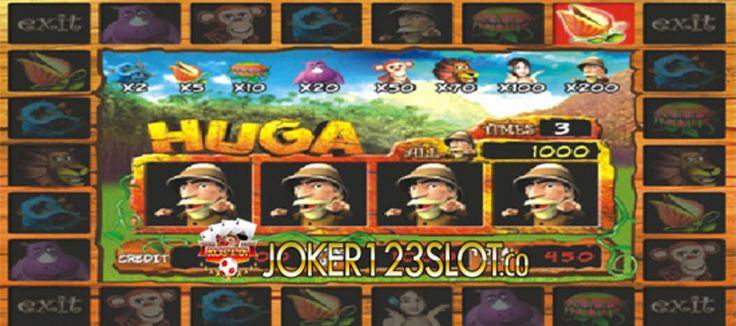 Games Slot Huga Dari Agen Joker123slot.co #GamesSlot #