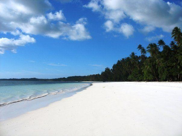 Ngurbloat beach-Kei Island, Maluku, #Indonesia