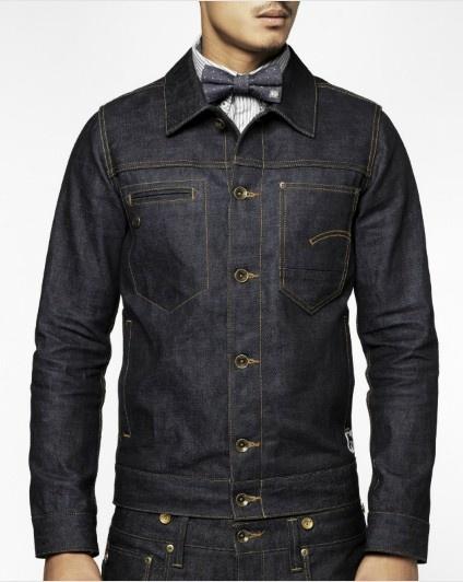 g-star raw izu tailor raw denim jacket