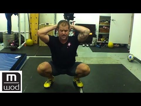 Super Squat Hip Sequence pre-workout | Feat. Kelly Starrett | MobilityWOD - YouTube