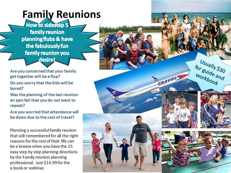 Family Reunion Planning Can Be A Big Challenge Learn How To Make It Fun And