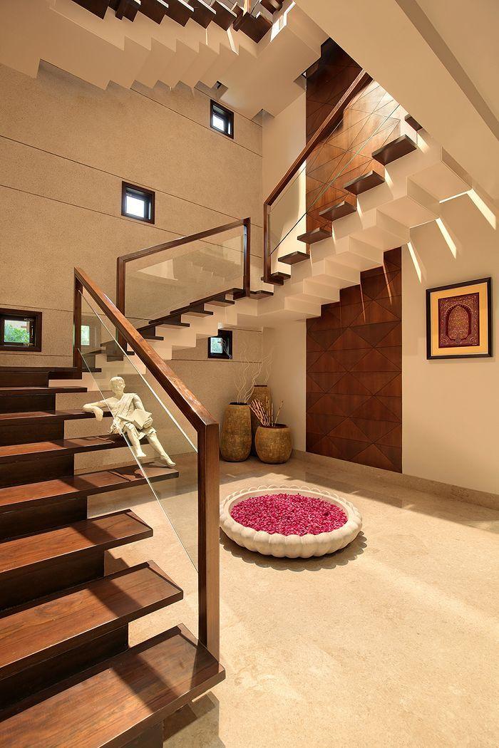 Pin On Escalera Deco House plan with interior staircase