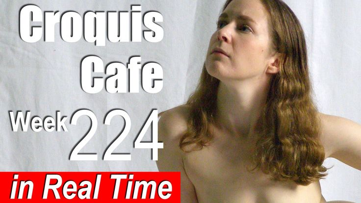 Croquis Cafe: Figure Drawing Resource No. 224