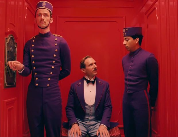 Grand Budapest Hotel (2014), Wes Anderson