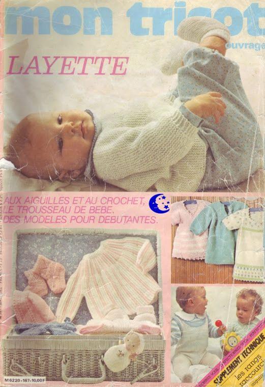 Mon Tricot Layette
