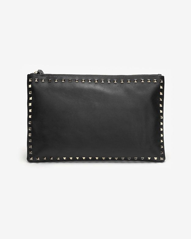 VIDA Leather Statement Clutch - Long Life Diva clutch by VIDA 40vNKtI