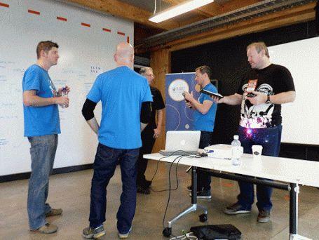 Startup Weekend Moving Mentors