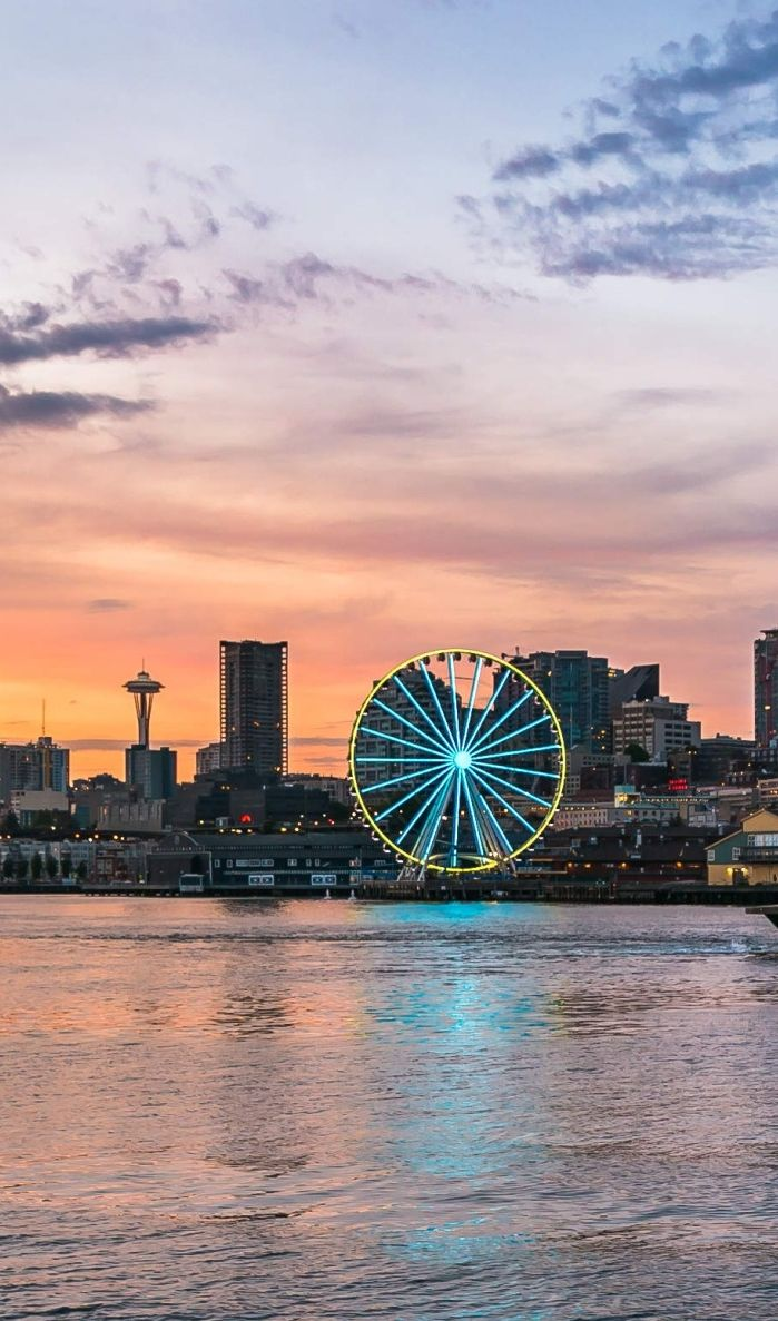25 30 Seattle: 25+ Best Ideas About Seattle Skyline On Pinterest