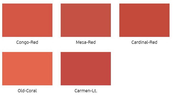 в  цветах:   Белый, Бордовый, Желтый, Красный.  в  .