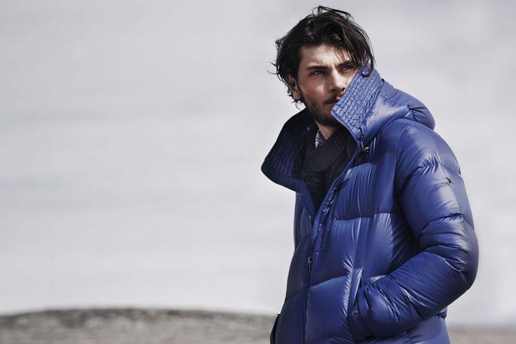 2014 Är onekligen det marinblå året! Vi gillar Boomerang skarpt, och här leverar de sin take på vintermode 2014 herr! Marinblått, stilrent och snyggt! #mensfashion #herrmode #mode #stil #style #fashion #mensfw14