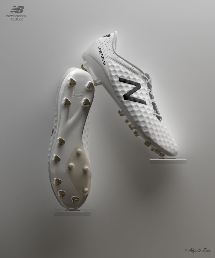 3D work - product vizualisation of new balance VISARO