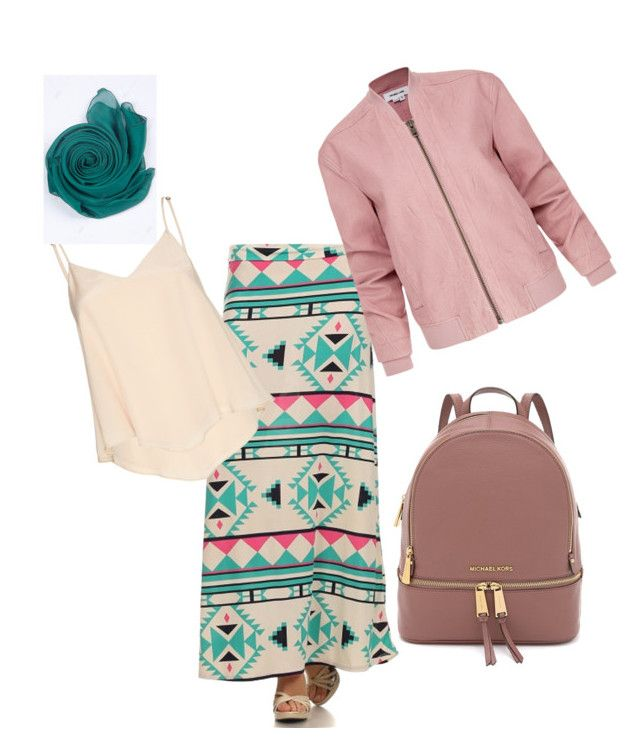 """winter"" by emaabdi on Polyvore featuring Moa Collection, Helmut Lang and Alice + Olivia"