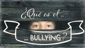 ¿Sabes que es el Bullying o acoso escolar?   #frases #quotes #articulonayra