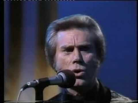 """The Great George Jones and """"He Stopped Loving Her Today."""" One of the all time great songs!"""