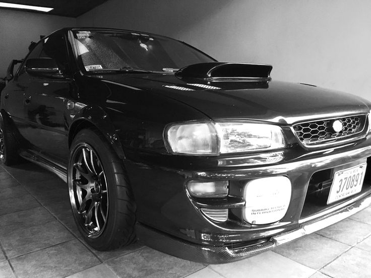 Subaru gt swap Sti v6 ej207 Costa Rica