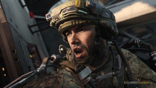 Call of Duty Advanced Warfare screenshot #FPSgames #PCgaming
